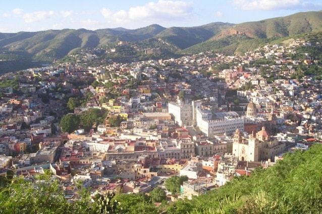 Città più bella del Messico