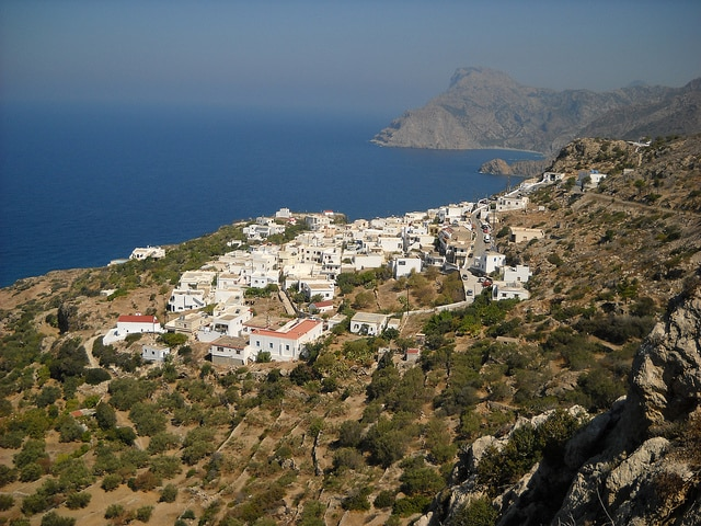 Karpathos, Mesochori