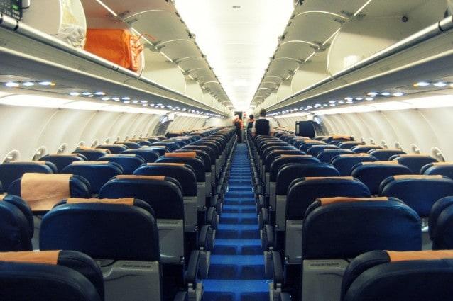 Prenotare posti in aereo
