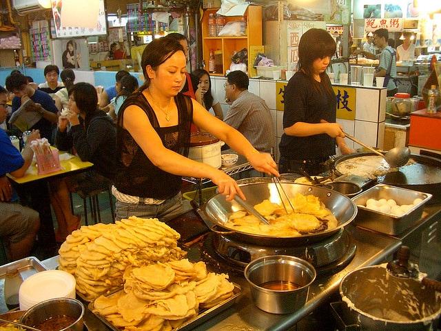 Taiwan, cucina