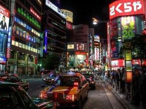 Visitare Tokyo