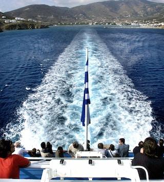 Andros, l'isola delle Cicladi per gli amanti delle escursioni