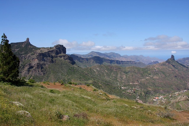 Gran Canaria, Caminos Reales