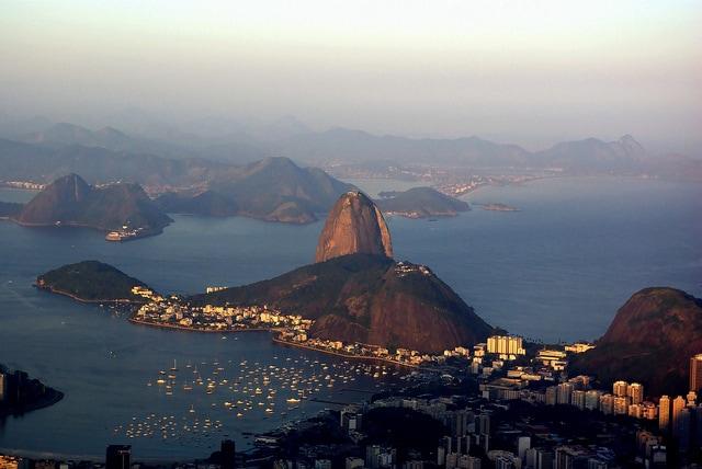 Rio de Janeiro, Pão de Açúcar