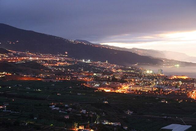 Tenerife, Santa Cruz de Tenerife