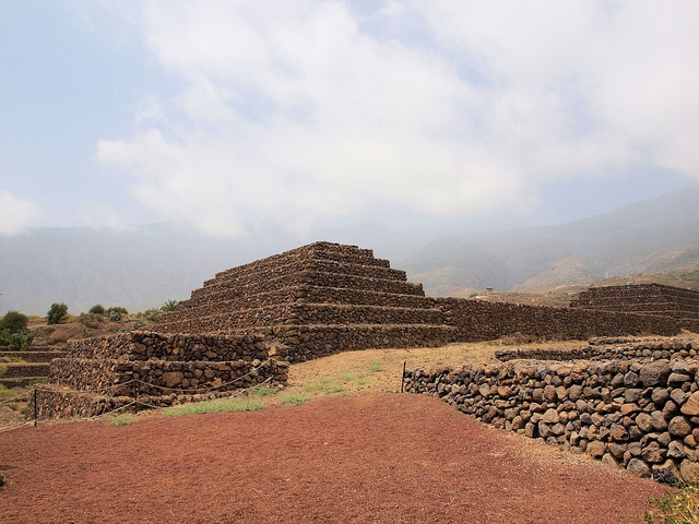 Tenerife, piramidi di Guimar
