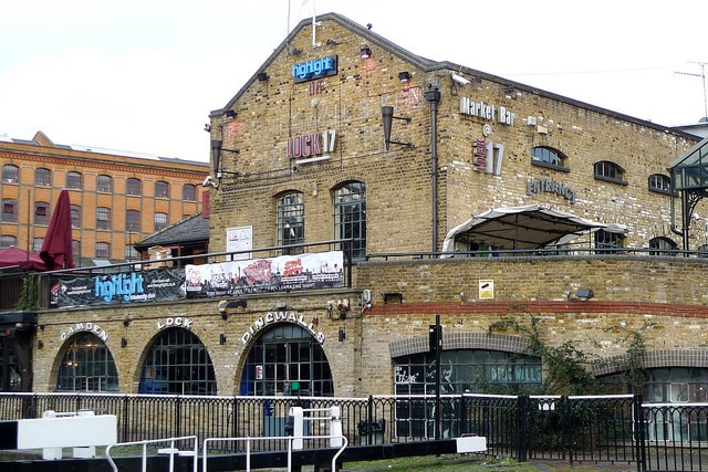 Camden Town locali