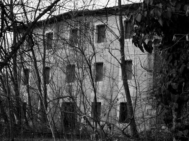 Una tipica casa stregata