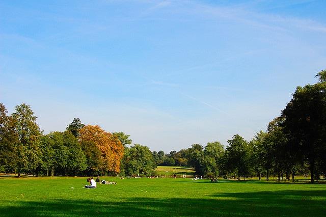 Hyde Park, Kensington