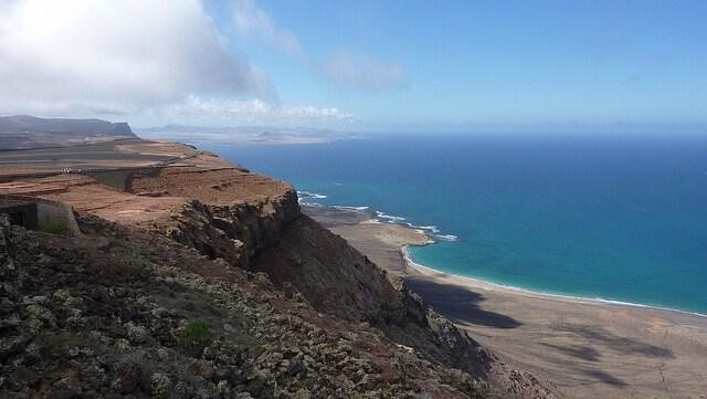 Lanzarote, Mirador del Rio