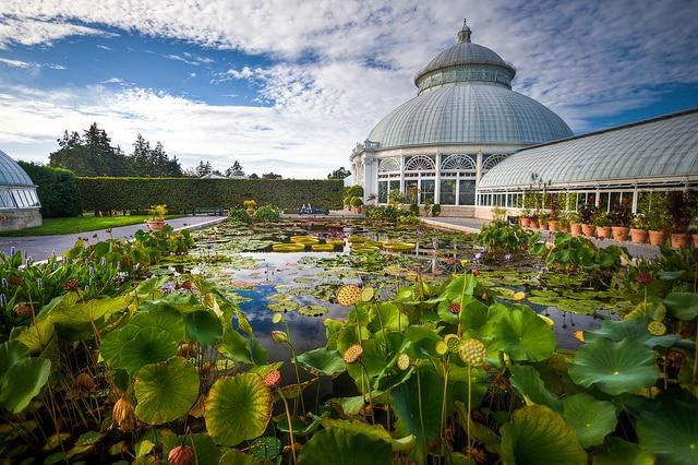 New York gratis, Botanical Garden