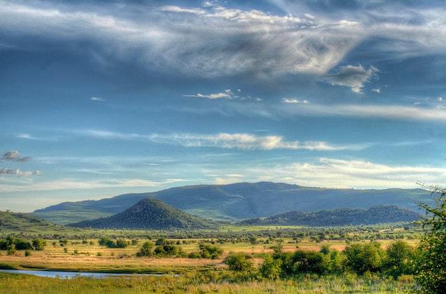 Parco in Sudafrica