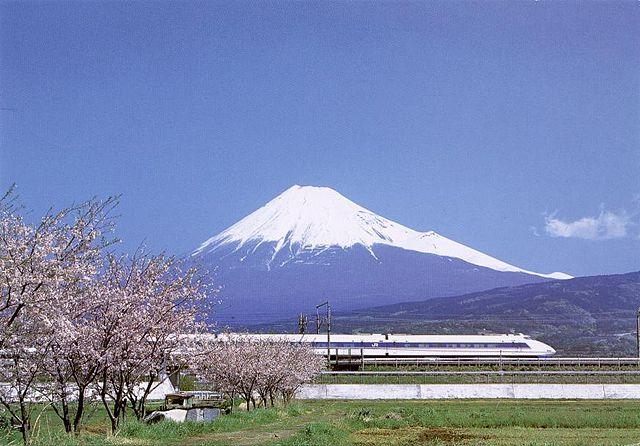 Shinkansen, Giappone