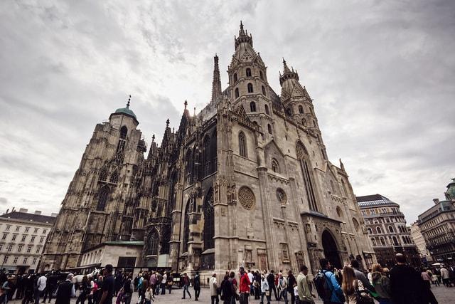 Vienna, Cattedrale di Santo Stefano