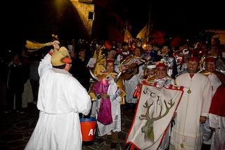 Festa dei Cornuti: da Rocca Canterano a Ruviano i traditi fanno festa