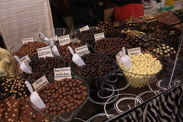 meraviglie del cioccolato