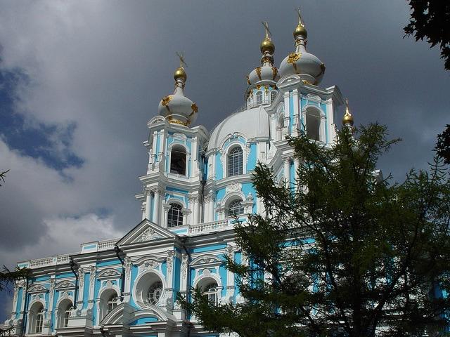 russia san pietroburgo