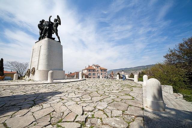 monumento dei caduti di San Giusto
