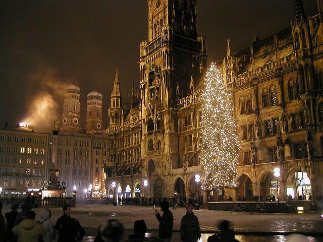 Capodanno a Monaco di Baviera