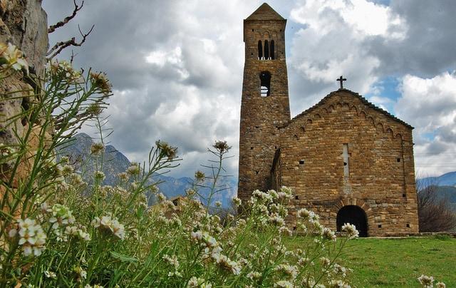Esglèsia Sant Climent de Coll de Nargó, Vall de Boí