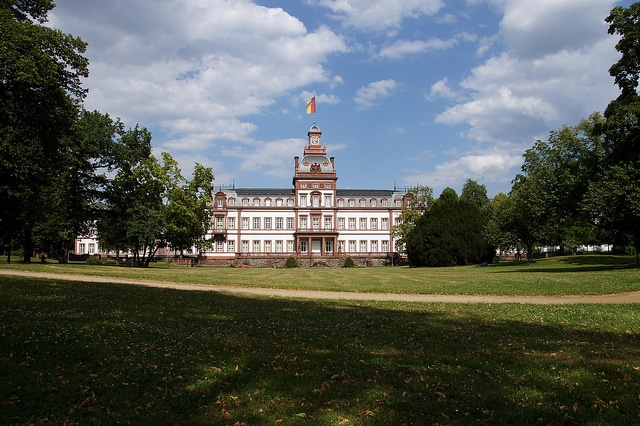 Schloss Philippsruhe ad Hanau