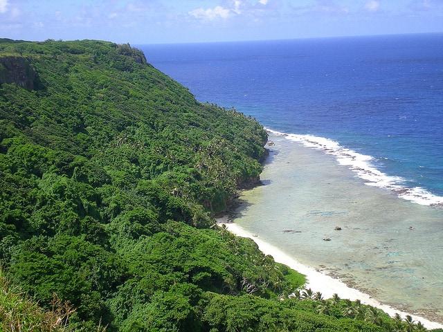 Isola di 'Eua, Tonga