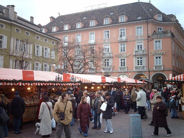 Mercatini a Bolzano