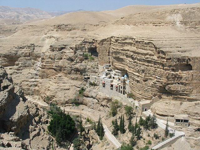 Monastero di San Giorgio, Israele