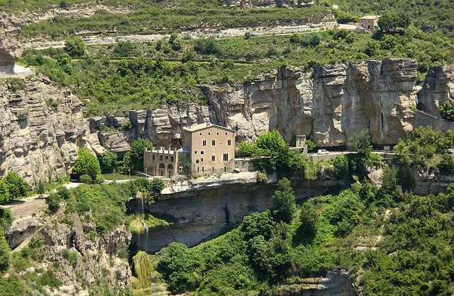 Monastero di Sant Miquel del Fai, Catalogna
