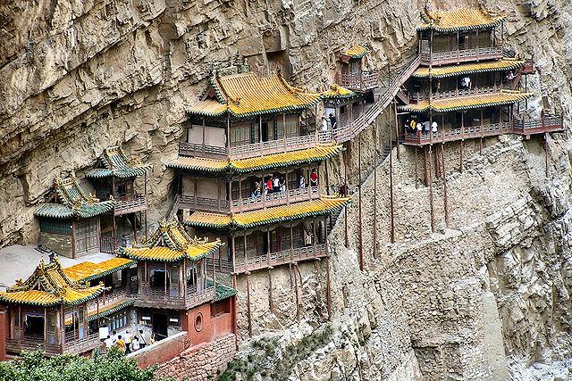 Monastero di Xuankongsi, Cina