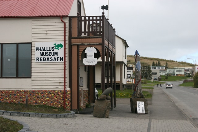 Museo Fallologico a Husavik