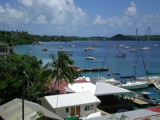 Neiafu, Tonga