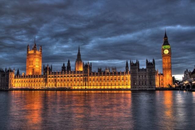 Area di Westminster, Londra