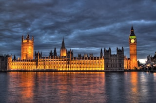 Nel quartiere di Westminster, il Parlamento e l'abbazia: il centro del potere di Londra