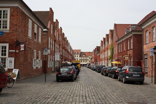 Potsdam, Holländisches Viertel
