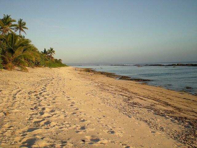 Spiagge di Tonga