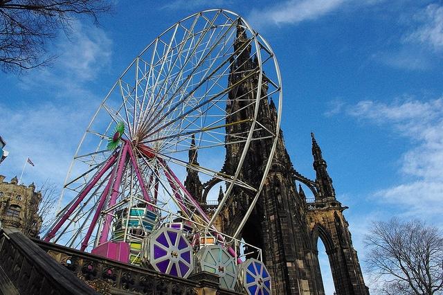 Capodanno Edimburgo