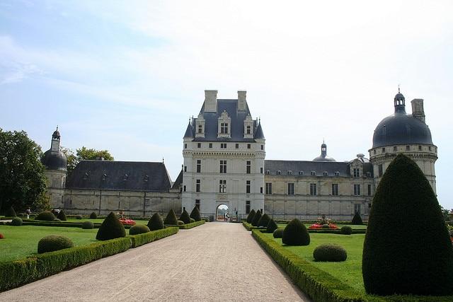 Castello di Valencay