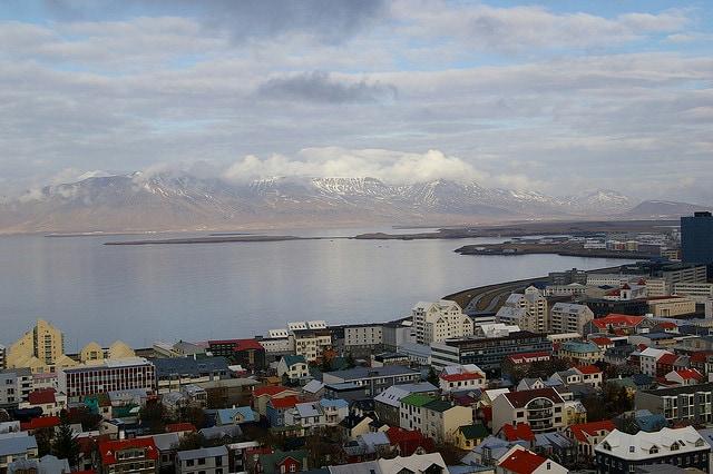 città di reykjavik