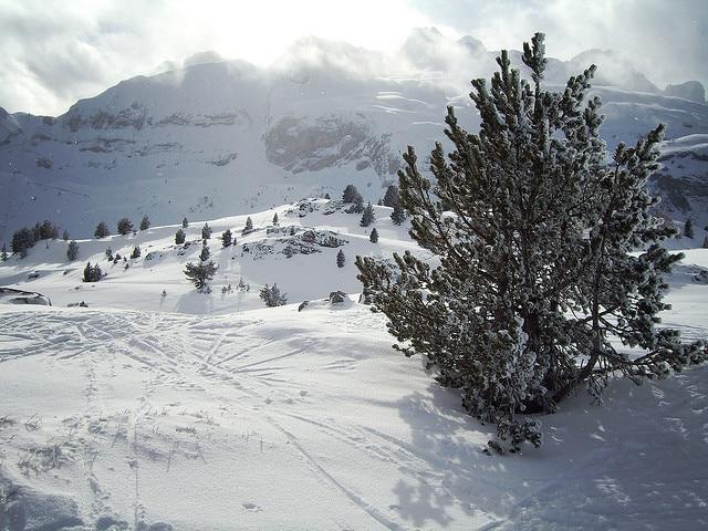 montagna Pirenei