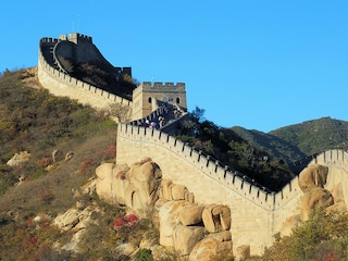 Grande Muraglia Cinese: i principali punti di accesso