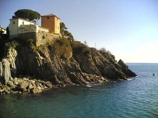 Il quartiere di Nervi: la riviera di Genova in città