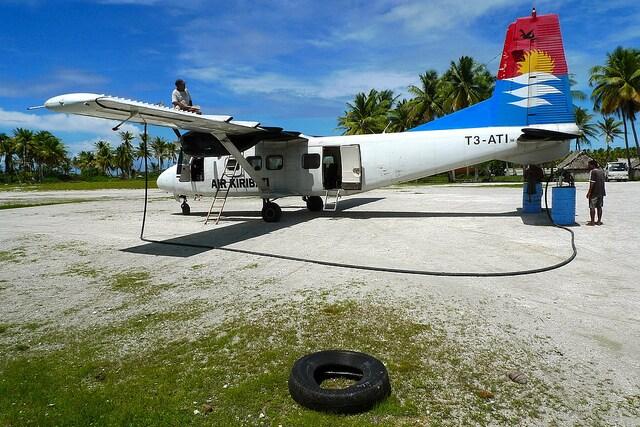Aereo della Air Kiribati