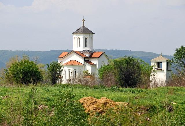 Campagna serba