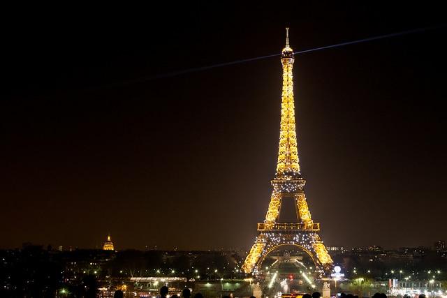 Capodanno Torre Eiffel