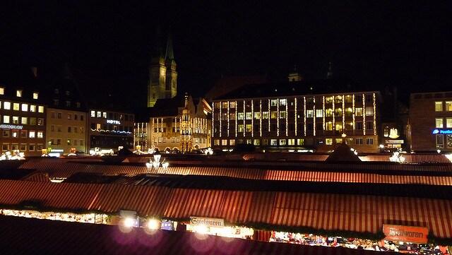 Christkindlmarkt Norimberga