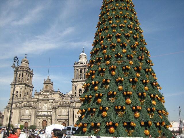 Natale a Città del Messico