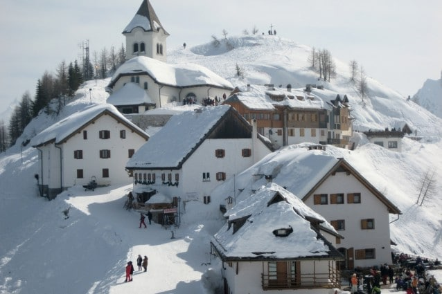 Sciare a Tarvisio