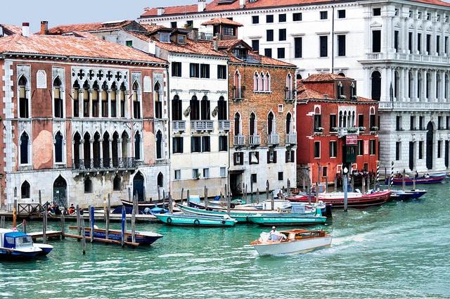 dove dormire a venezia