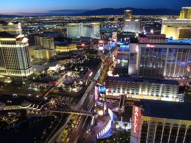 Las Vegas per singles